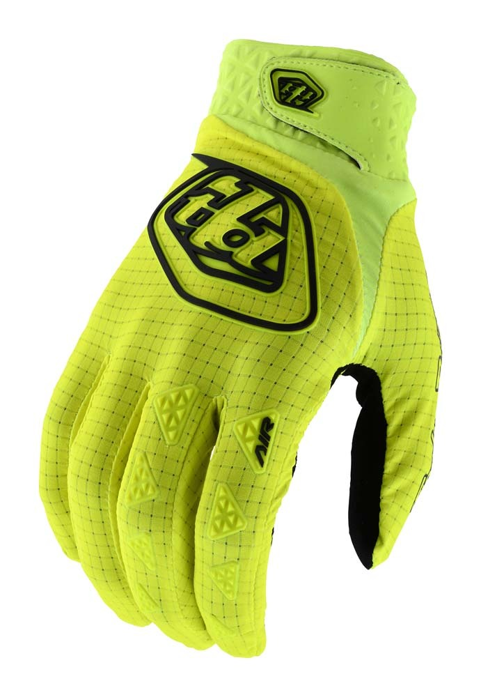 Troy Lee Designs Air Gloves Youth Flo Yelllow - Bild 1