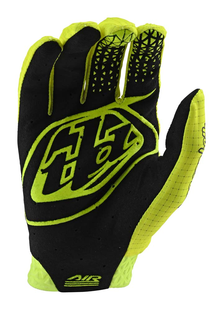 Troy Lee Designs Air Gloves Youth Flo Yelllow - Bild 2